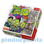 Társasjátékok gyerekeknek - Zombi logIQ logikai társasjáték