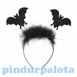 Jelmez kiegészítők - Halloween Denevérek hajráf fejdísz