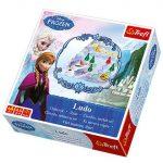 Társasjáték - Jégvarázs - társas - Ludo Frozen - Trefl
