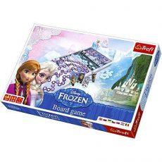 Társasjáték - Disney - Jégvarázs  - Trefl