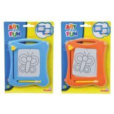 Írószerek - Iskolaszerek - Rajzeszközök - Mágnestábla két változatban Art & Fun Simba Toys