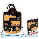 Baba felszerele -  Tárolok -  Fisher-Price - Autóülésre rögzíthető játékszortírozó - Mattel