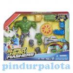 Akciófigura Hulk Marvel Mashers szuperhősök szett