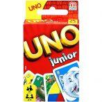 Kártyajátékok - UNO Junior kártyajáték - Mattel