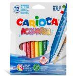 Íróeszközök - Ecsetvégű filctoll Carioca