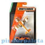 Játék járművek - Matchbox - Sivatagi felderítő autó és repülőgép