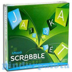 Társasjátékok gyerekeknek - Scrabble utazó társasjáték