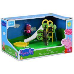 Figurák - Mesefigurák - Peppa Játszótér
