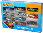 Járművek - Hot wheels kisautók 10 db