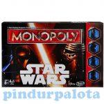 Társasjátékok gyerekeknek - Monopoly Star Wars társasjáték