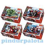Puzzle gyerekeknek - Bosszúállók Puzzle 54 db-os