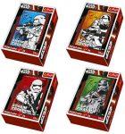 Puzzle kirakók - Star Wars mini puzzle 54