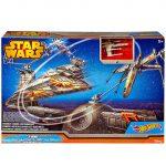 Figurák - Star Wars x wing csillagromboló csata