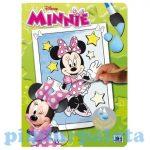 Kreatív Hobby készletek - Minnie egér varázskifestő A4