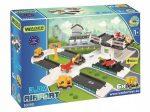 Járművek - Garázsok - Wader Kid Cars 3D Légi bázis