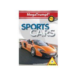 Kártya játékok - Autós kártyák - Autós kártya sport kocsikkal