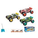 Járművek - Hot Wheels Rock Monster távirányítós 1/24 autó
