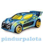 Távirányítós autók - Hot Wheels RC Fast 4WD távirányítós autó 1/28 - Mondo Motors