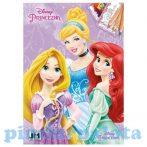 Kreatív Hobby - Kifestők - Színező hercegnő A5