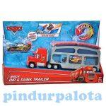 Járművek - Játékautók - Verdák színváltós Mack kamion Mattel
