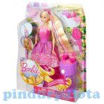 Műanyag baba - Barbie Végtelen csodahaj baba