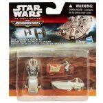 Star Wars járművek - Robogó hajsza űrhajócsomag