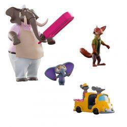 Mese figurák - Zootropolis figura készlet