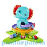 Baby játékok - Mókás szafari elefánt