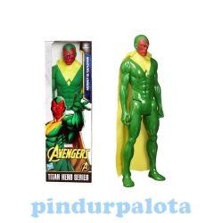 Figurák - Szuperhősök - Avengers Vízió Titan Hero figura 30cm