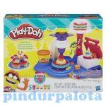 Gyurmák - Kiszúrók - Formázók - Play-Doh Süti party gyurma szett Hasbro