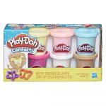 Gyurma készletek - Play Doh konfettis gyurmakészlet