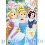 Kreatív Hobby készletek - Színező disney hercegnők A4