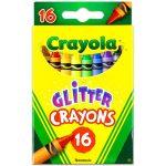 Írószerek-iskolaszerek - Csillámos zsírkréta 16 db Crayola