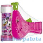 Party kellékek - Minnie egér buborékfújó pisztoly