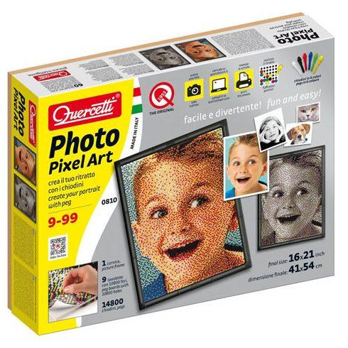Pixel Photo pötyi kirakó 14800 db-os Quercetti