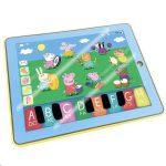 Bébi játékok - Interaktív - Peppa malac zenélő zongora tablet