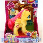 Pónis játékok - Én kicsi pónim Equestria Girls Fluttershy akciófigura Hasbro