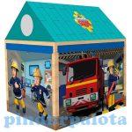 Szerepjátékok - Sam a tűzoltó tűzoltóállomása sátor
