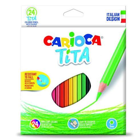Carioca Tita színes ceruza 24db-os vásárlás