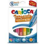 Írószerek - Iskolaszerek - Carioca Színes tempera stick 6db-os kimosható