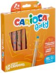 Írószerek - Iskolaszerek - Festékek - Kréták - Carioca bébi zsírkréta