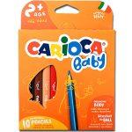 Írószerek - Carioca 10db-os bébi ceruza