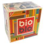 Építőjátékok - Bioblo építőjáték 204 darabos