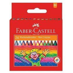 Rajzeszközök - Faber-Castell színes 24db-od zsírkréta