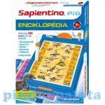 Társasjátékok gyerekeknek - Sapientino Enciklopédia társasjáték Clementoni