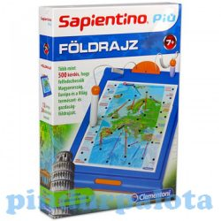 Társasjáték - Oktató - Fejlesztő - Logika és koncentráció fejlesztés - Sapientino: Játékos földrajz