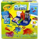 Könyvek - Kreatív szett - Crayola Matrica varázsműhely kreatív szett