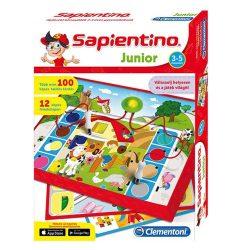Társasjáték - Oktató - Fejlesztő - Logika és koncentráció fejlesztés - Clementoni Sapientino Junior