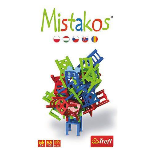 Ügyességi játékok - Mistakos Trefl Harc a székekért
