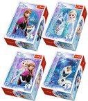 Puzzle kirakók - Gyerek puzzle - Trefl jégvarázs mini puzzle